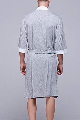 Accappatoio Vestitino Bagno Whitee Confortevole Leggero Bagno Legger Vestaglia Da Yasminey p0qzWdd
