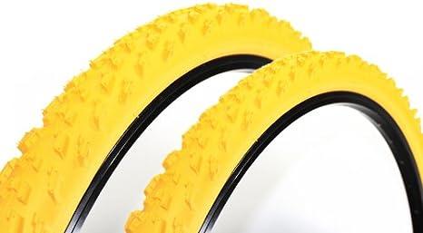 Kenda - Cubiertas para bicicleta (2 unidades, 26 x 1,95 50-559 ...