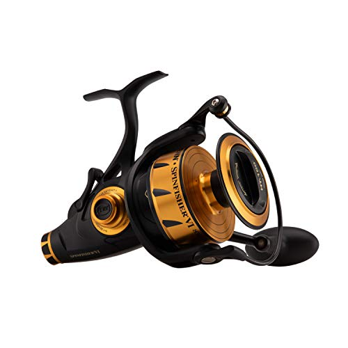 (Penn, Spinfisher VI Live Liner Saltwater Spinning Reel, 8500, 4.7:1 Gear Ratio, 42
