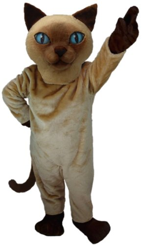Siamese Cat Mascot Costume for $<!--$1,044.00-->