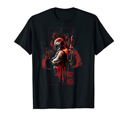 with Boba Fett T-Shirts design