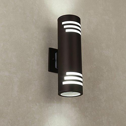 Dakyue Waterproof Porch Light Outdoor Light Fixture Wall