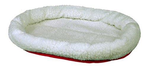 Trixie Lit Douillet Réversible Blanc/Rouge 47 x 38 cm pour Chat 28631