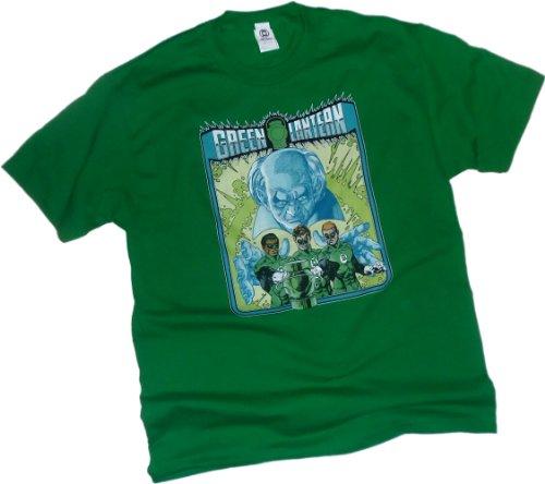 Green Lantern #184 -- Green Lantern Adult T-Shirt, Medium