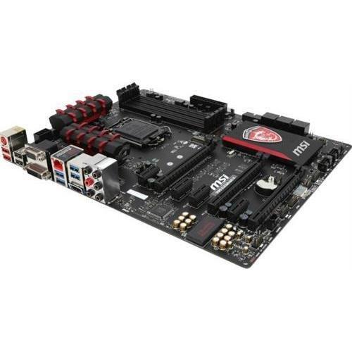 MSI Z97-Gaming 5 LGA 1150 Intel Z97 HDMI SATA 6Gb/s USB 3.0 ATX Intel Motherboard (Msi Z97 Motherboard Gaming 3)
