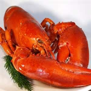 - LOBSTER SEAFOOD WHOLE COOKED 12-14 OZ PACK OF 2