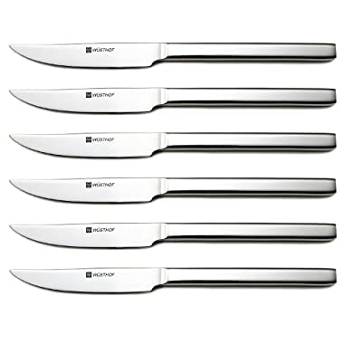 Wusthof Stainless Steel Steak Knife, Set of 6