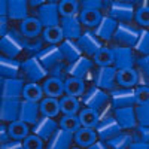 Bulk Buy:Hama Dark Blue 207-08 Color Midi Beads 1,000 Count 3 Pack