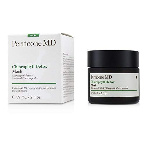 (Perricone MD Chlorophyll Detox Mask for Unisex, 2 Ounce)