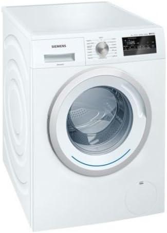 Siemens lavadora carga frontal 8 kg clase A + + + 55 cm 1400 rpm ...