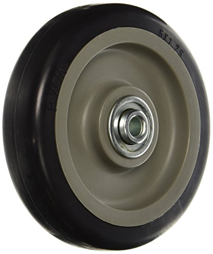 Swivel Plate Polypropylene Caster - 7