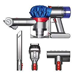 When it comes to cleaning up car seats, couches, and hard-to-reach corners and crevices, the Dyson V7 Trigger cordless handheld vacuum is just what you need. Its powerful brush bar and V7 digital motor make quick work of dust, dirt, and debris. HEPA ...