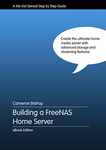 Building a FreeNAS Home Server (Backup Plug)