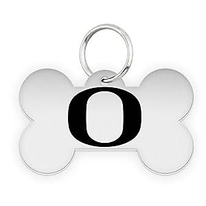 University of Oregon Ducks Dog Tag   Pet Tag   Dog Collar   Necklace   College Pet Tags