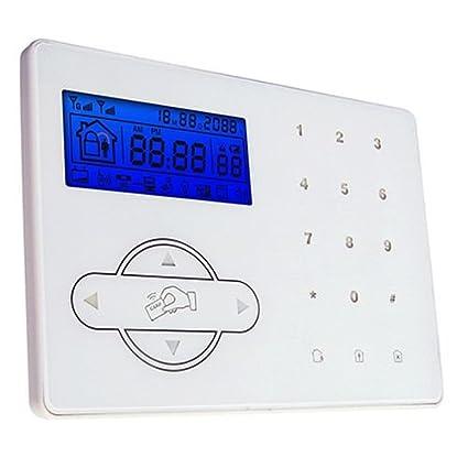 CAMTRONICS -KIT ALARMA GSM CON CENTRAL, SENSOR PUERTA ...