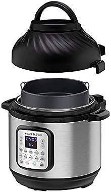 Instant Pot Duo Crisp + Air Fryer 8L Multicooker