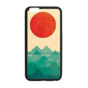 the Case Shop- Abstract Art TPU Rubber Hard Back Case Cover Skin for iPhone 6 Plus 5.5 Inch ,i6pxq-37