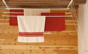 Wäscheständer stangen je cm amazon küche haushalt