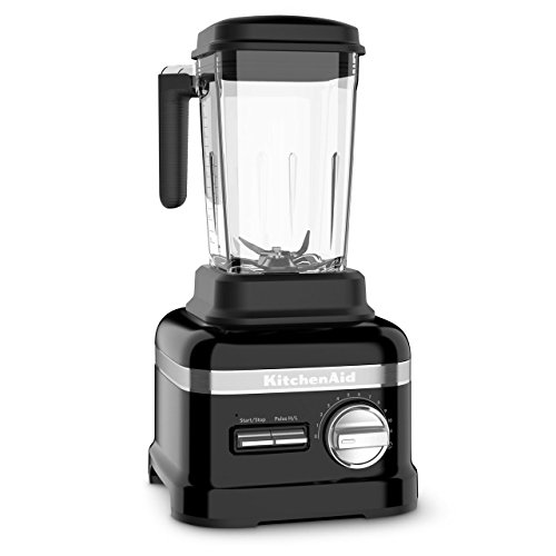 KitchenAid KSB7068OB Pro Line Series Blender, 3.5 HP, Onyx Black