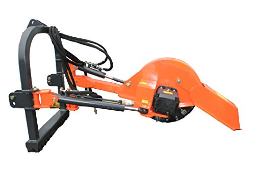 2-Way Hydraulic Stump Grinder FH-SG24-PRO