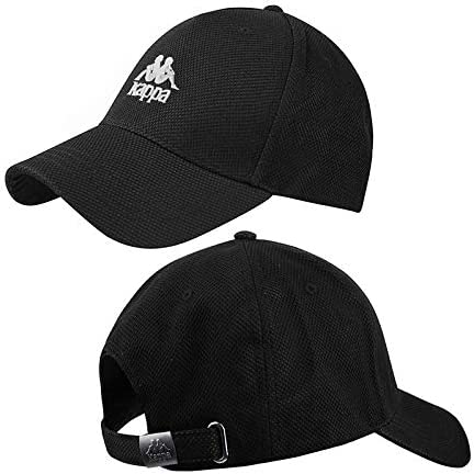 Kappa Authentic Aonroe Cap in Black