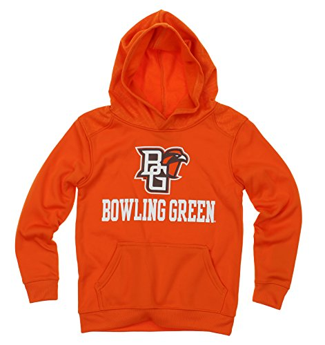 Outerstuff NCAA Big Boys Youth Performance Hoodie (8-18), Bowling Green Falcons Bowling Green Falcons Top