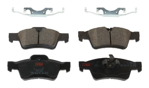 Ultimate Ceramic Rear Brake Pads - 8