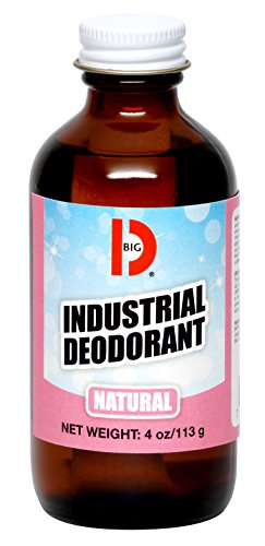 Big D 310 Industrial Deodorant, Natural Fragrance, 4 oz (Pack of 12) - Lasts up to 90 Days - Wick air freshener Ideal for restrooms, Patient Care, Smoking Areas, Musty Rooms