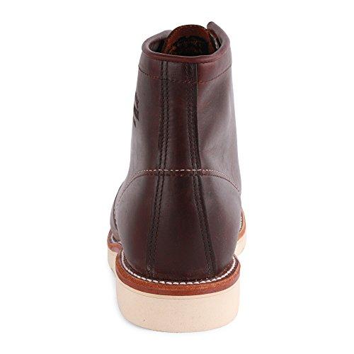 Chippewa 1901M16 Mens Leather Boots Oxblood Oxblood