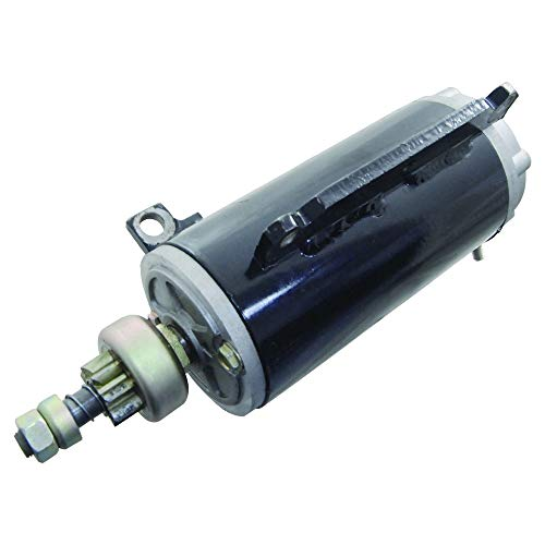 OMC REPLACEMENT 387094, 395207, 585062, 586288 STARTER 2-YEAR WARRANTY