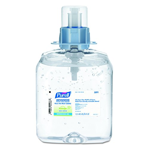 Advanced Certified Instant Sanitizer Fragrance Free product image