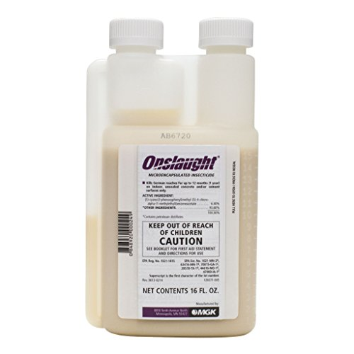 Onslaught Micro-encapsulated Insecticide Concentrate MGK1002
