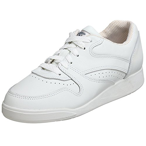 Hush Puppies Women's Upbeat Sneaker, White, 37.5 E EU/4.5 E UK