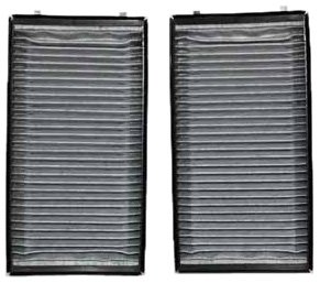TYC 800033C2 BMW 7 Series Replacement Cabin Air Filter