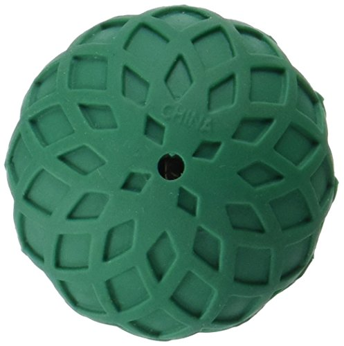 Hartz Tiny Dog Rubber Ball with Bell Dog Toy (Color may vary)