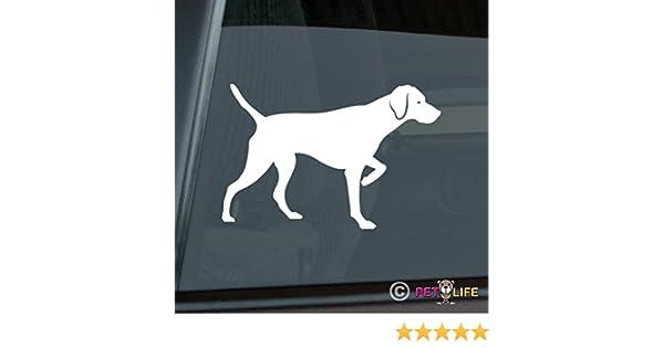 Vizsla Mom Sticker Vinyl Auto Window v2 hungarian
