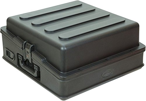 SKB 1SKB-R100 Roto 10U Top Rack with Steel Rails by SKB