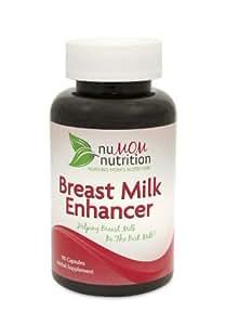NuMom Breast Milk Enhancer, 90 Capsules