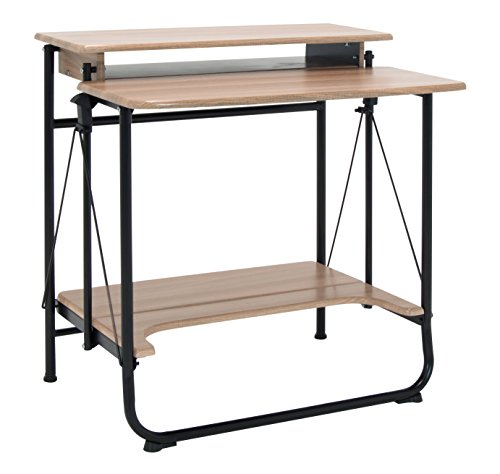Calico Designs 51237.0 Stow Away Folding Desk