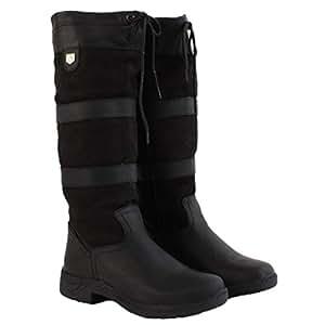 Amazon.com: Dublin Women's River Tall Equestrian Boot