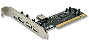 Encore 5-Ports USB 2.0 PCI Adapter (ENLUSB2-5PCI-BR)
