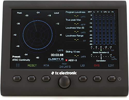 - TC Electronic Audio Plug-In (CLARITY M)
