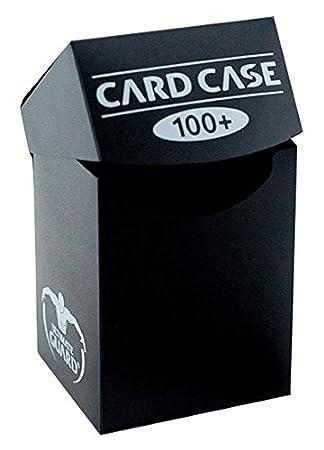 schwarz Ultimate Guard UGD010053 Card Case 100+ Standardgr/ö/ße