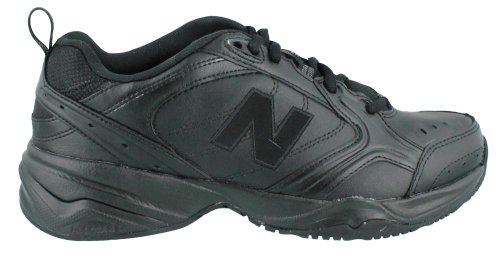 New Balance Men's MX624, Black-11 4E
