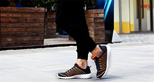 Nelson Kent Zapatillas De Deporte De Moda Casual Para Hombre Zapatillas Slip-on Para Estudiantes Dark Blue