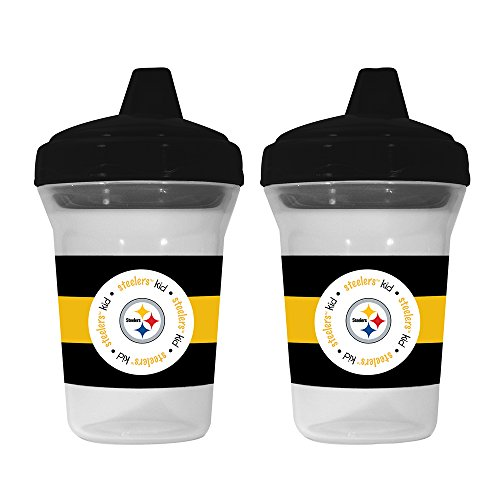 Baby Fanatic Sippy Cup - Pittsburgh Steelers at SteelerMania