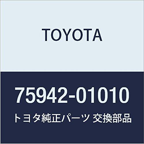 Toyota 75942-01010 Center Pillar Stripe
