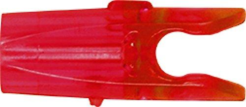 Easton Pin Nock (12-Pack), Red, - Nocks Easton Lighted
