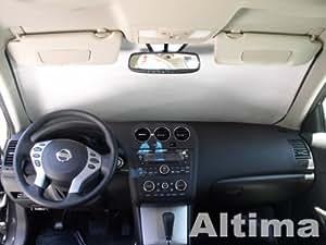 Sunshade for nissan altima coupe 2008 2009 2010 2011 2012 2013 heatshield windshield for 2010 nissan altima interior accessories