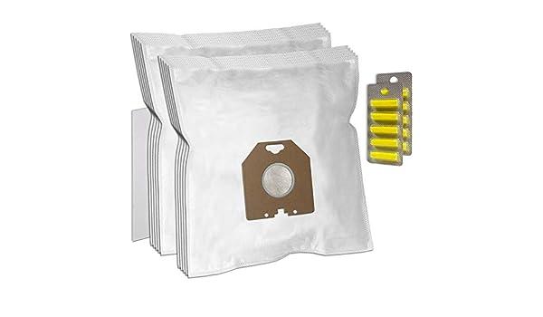 SET 10 Ambientadores + Filtro + 10 Bolsas de aspiradora Para ...